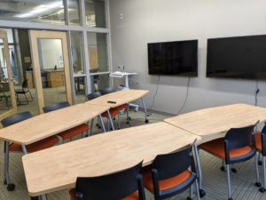 Bishop-Favrao Hall 324 Classroom